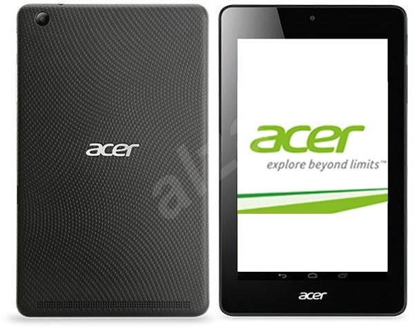 Acer Iconia One 7 16GB černý - Tablet
