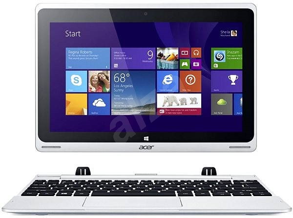 Acer Aspire Switch 10 32GB + dock s klávesnicí EDU Aluminium - Tablet PC
