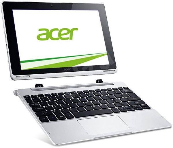 Acer Aspire Switch 2 10 32GB + dock s klávesnicí Aluminium - Tablet PC