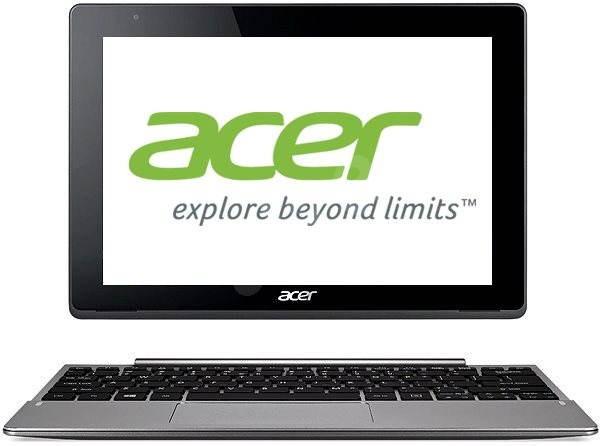 Acer Aspire Switch 10V 64GB LTE Full HD + dock s klávesnicí Iron Gray - Tablet PC