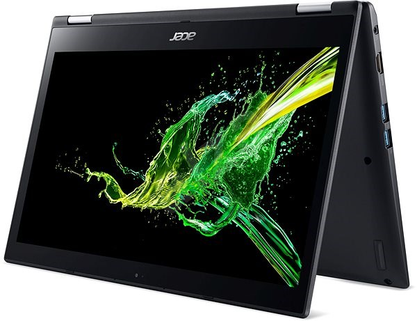 Acer Spin 3 Steel Grey - Tablet PC