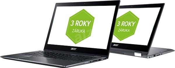 Acer Spin 5 Steel Gray celokovový - Tablet PC