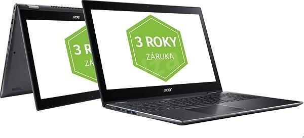 Acer Spin 5 Steel Gray kovový - Tablet PC