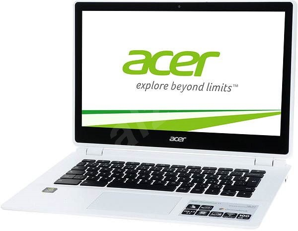Acer Chromebook 13 White Touch - Chromebook