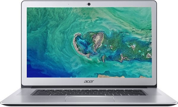 Acer Chromebook 15 Pure Silver