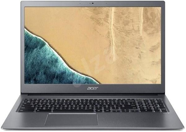 Acer Chromebook 715 (CB715-1W-39XC) Steel Gray Celokovový - Chromebook