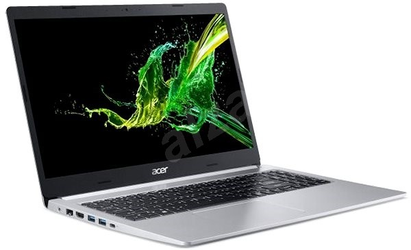 Acer Aspire 5 Pure Silver kovový - Notebook