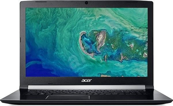 Acer Aspire 7 kovový - Notebook