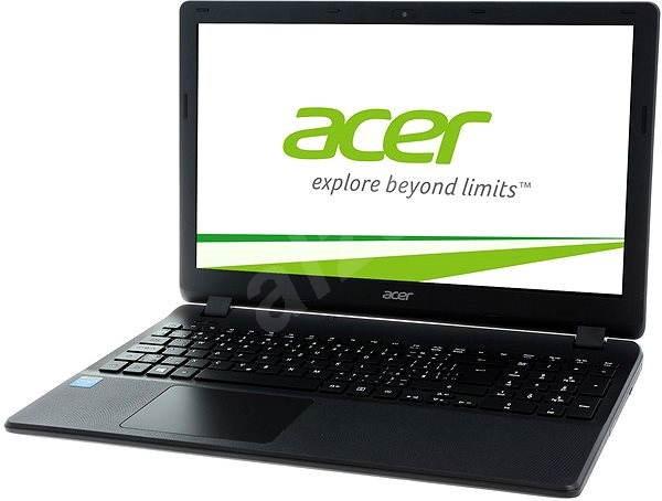Acer Extensa 2508 Black + 1 rok McAfee LiveSafe  - Notebook