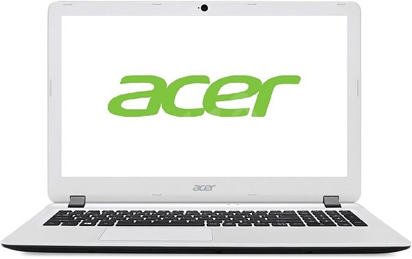 Acer Aspire ES15 Midnight Black / Cotton White - Notebook