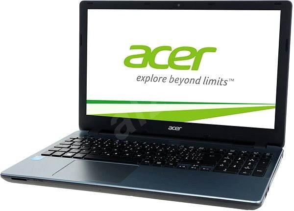 Acer Aspire E15 Titanium Silver - Notebook
