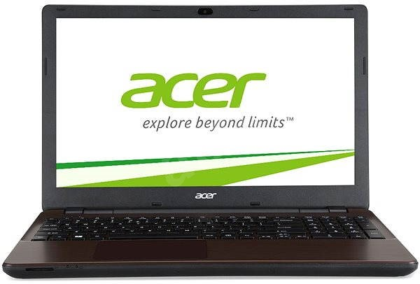 Acer Aspire E15 Tigers Eye Brown - Notebook