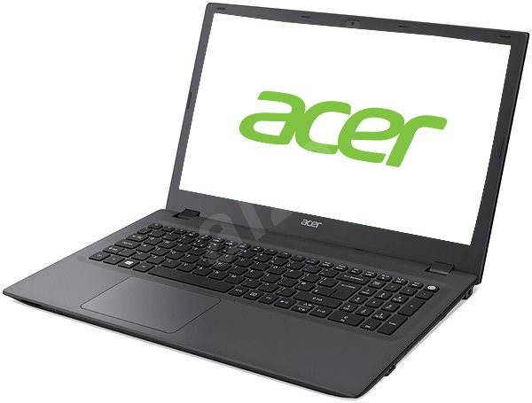 Acer Aspire E15 Charcoal Gray - Notebook