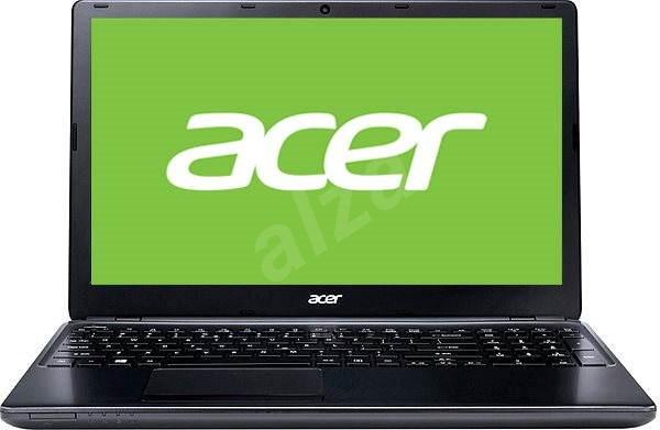 Acer Aspire E15 Midnight Black - Notebook