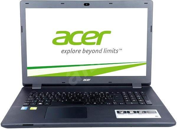 Acer Aspire E17S Black - Notebook
