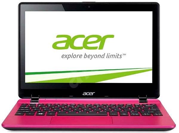 Acer Aspire V11 Touch Pink Aluminium - Notebook