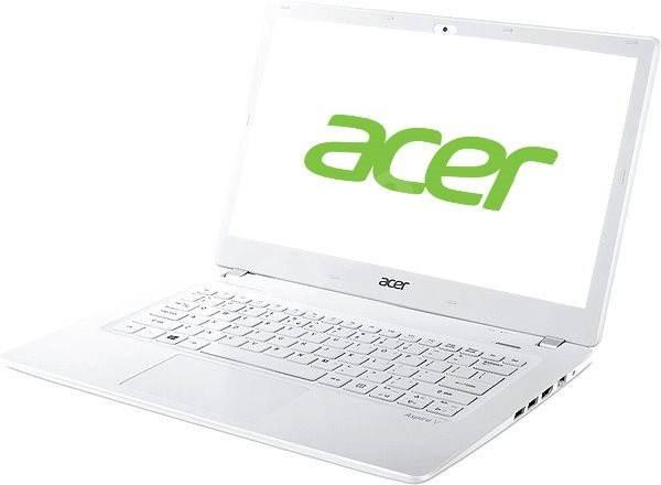Acer Aspire V13 White Aluminium - Notebook
