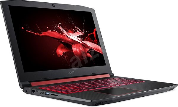 Acer Nitro 5 Shale Black - Herní notebook