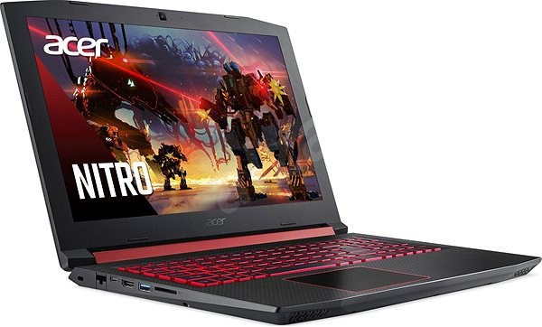 Acer Nitro 5 Shale Black - Herní notebook