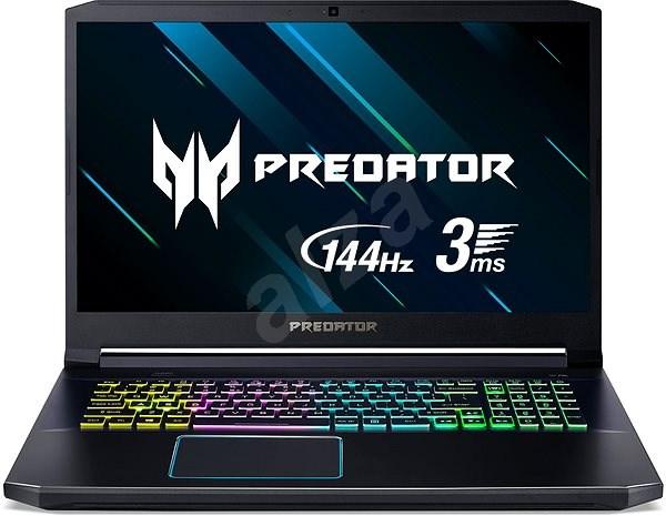 Acer Predator Helios 300 Abyssal Black kovový - Herní notebook
