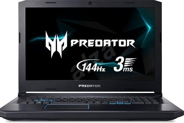 Acer Predator Helios 500 Obsidian Black - Herní notebook