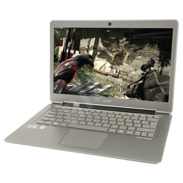 Acer Aspire S3-951-2464G24iss stříbrný - Ultrabook