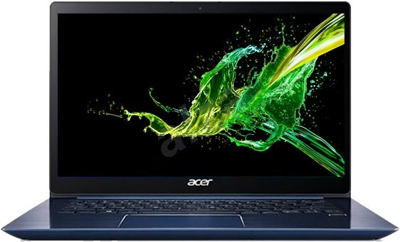 Acer Swift 3 Stellar Blue celokovový - Notebook