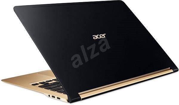 Acer Swift 7 UltraThin Aluminium Gold - Notebook