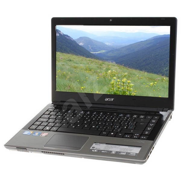 Acer Aspire 4820TG-434G50MN - Notebook