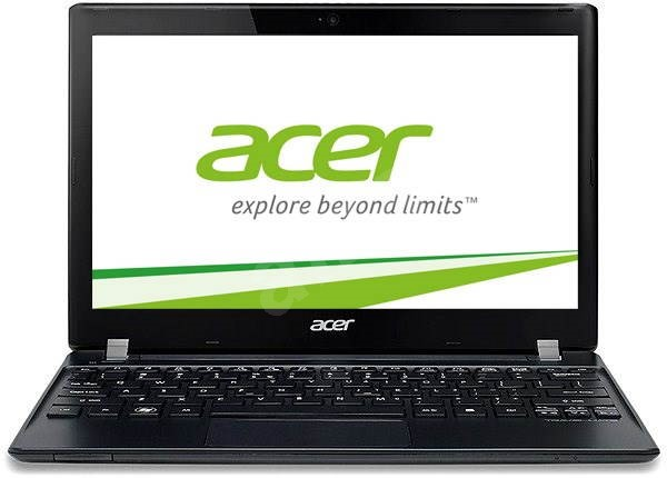 Acer TravelMate B113-M Black - Notebook