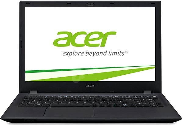 Acer TravelMate P257-M Black - Notebook