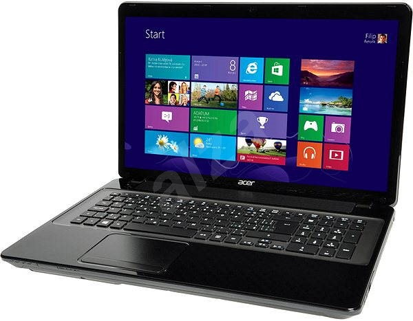 Acer TravelMate P273-MG Black CZ - Notebook