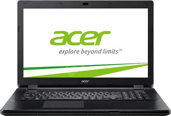 Acer TravelMate P276-M Black - Notebook
