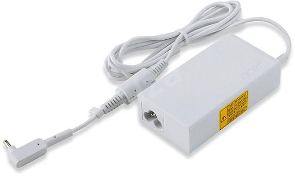 Acer 65W bílý, 3phy - Napájecí adaptér