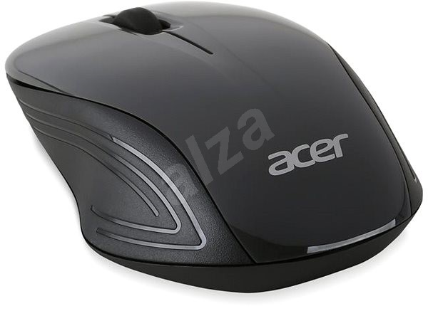 Acer Wireless Optical Mouse Black - Myš