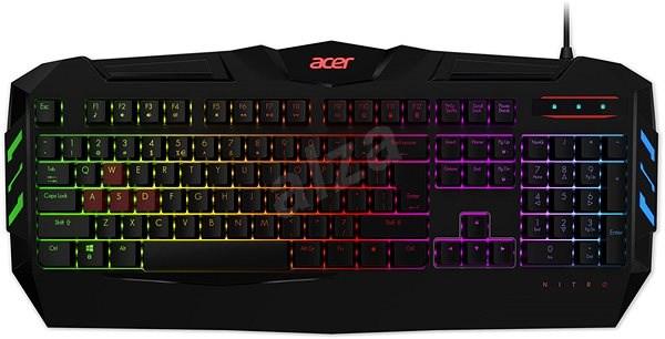 Acer Nitro Keyboard - Herní klávesnice