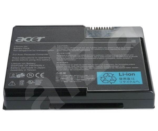 Acer náhradní baterie pro NB Ferrari 3x00, 4.400mAh, 8-článková -