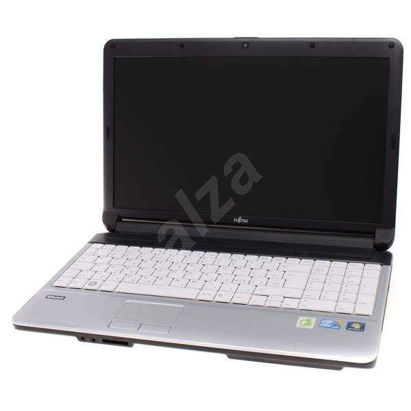 Fujitsu Lifebook A530 černý - Notebook