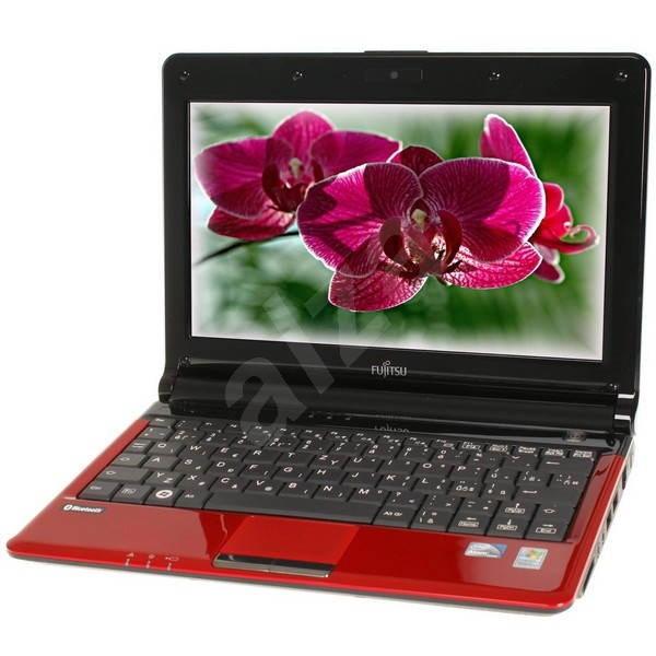 Fujitsu M2010 červený - Notebook