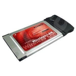 Edimax EW-7104PC, PCMCIA PC Card -