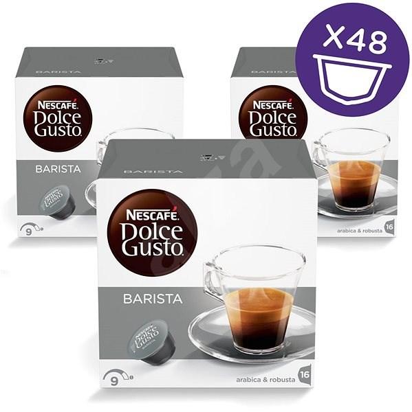 NESCAFÉ Dolce Gusto Espresso Barista 16ks x 3 - Kávové kapsle