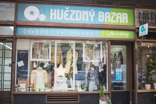 Barrier-free Charity Shop Star Bazaar - Charity Project