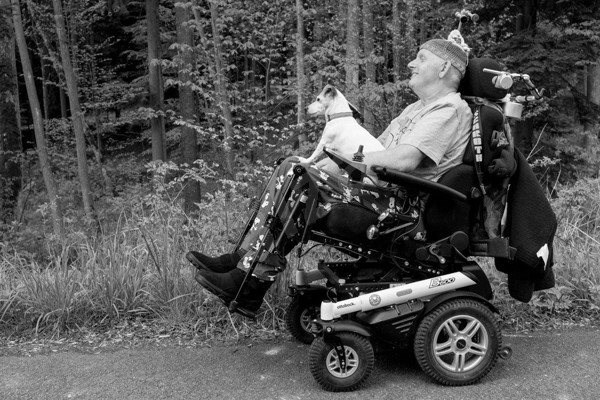 Personal Assistance for a Patient with Amyotrophic Lateral Sclerosis - Charity Project