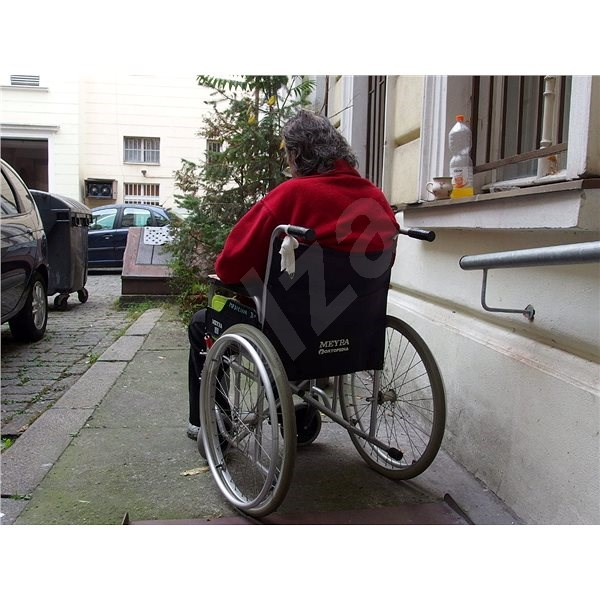 NADĚJE - Pračka pro nemocné muže bez domova - Charitativní projekt