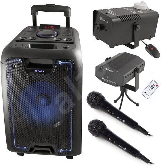 NGS Mega Party Box - Bluetooth reproduktor
