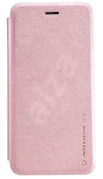 Nillkin Sparkle Folio pro iPhone 6 6S růžovo zlaté - Pouzdro na mobilní  telefon 77dbaad16bb