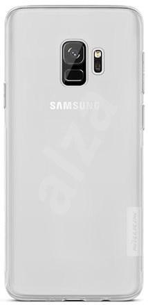Nillkin Nature pro Samsung G965 Galaxy S9+ Transparent - Kryt na mobil