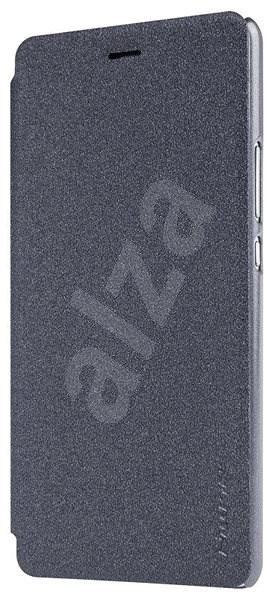 Nillkin Sparkle Folio pro Honor 10 View Black - Pouzdro na mobilní telefon