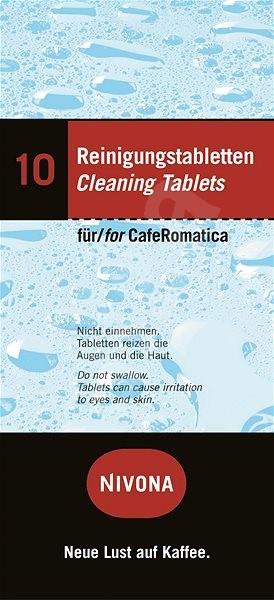 NIVONA Čistící tablety NIRT701 - Čistič
