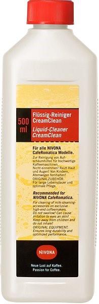 NIVONA Tekutý odstraňovač zbytků mléka NICC705 - Čistič